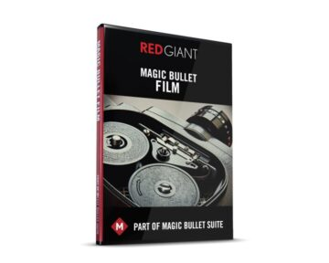Red Giant Magic Bullet Film
