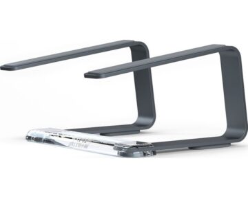 Griffin Elevator Laptop Stand [ Space Grey ]