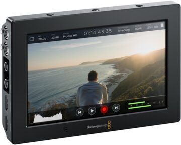 Blackmagic Design Video Assist 4K [ 7-inch ]