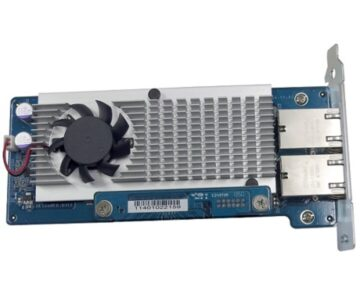 QNAP 10Gb Network Ethernet Card [ 2x 10GBase-T ]