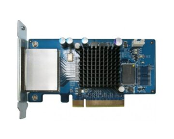 QNAP 6G SAS Dual Wide Port Storage Expansion Card