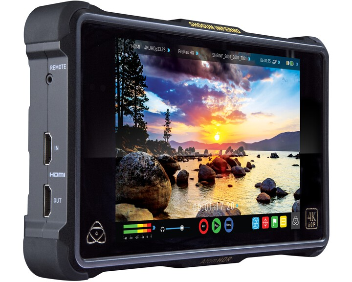 "Atomos Shogun Inferno 7.1"" 10-bit Field Recorder"
