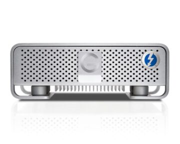 G-Technology G-DRIVE 8TB [ Thunderbolt 2 | USB 3 ]