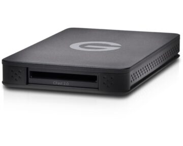 G-Technology ev Series Reader [ CFast2 ]
