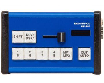 Skaarhoj E21-SLD [ ATEM Control ]