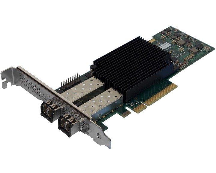 ATTO Celerity FC-162E Fibre Channel Card [ Dual-Channel 16Gb ]