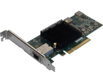 ATTO FastFrame NT11 Ethernet Card [ Single Port 10GBase-T PCIe ]