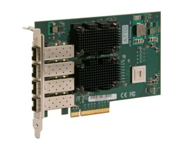 ATTO FastFrame NS14 Optical Ethernet Card [ Quad 10GbE PCIe ]