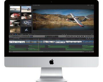 "Apple iMac 21.5"" 2.3GHz DualCore i5 [ 8GB 1TB Iris Plus 640 TB3 ]"