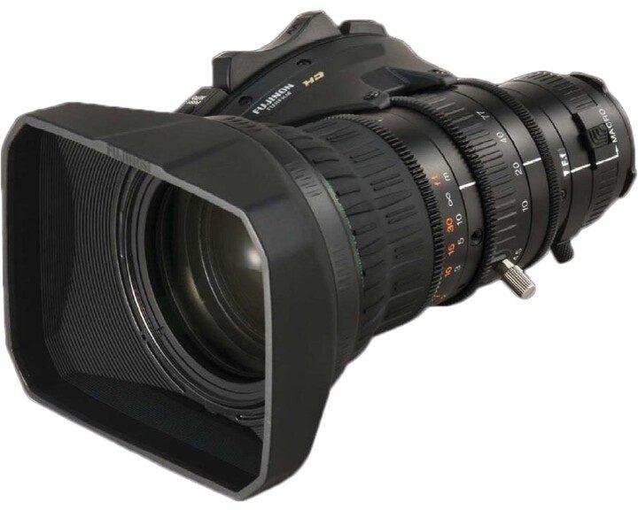 Fujinon XA20sx8.5BRM HD lens [ B4 ]