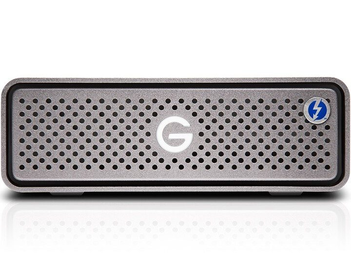 G-Technology G-DRIVE Pro SSD | 3.84TB [ Thunderbolt 3 ]