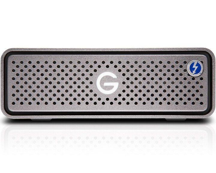 G-Technology G-DRIVE Pro SSD | 7.68TB [ Thunderbolt 3 ]