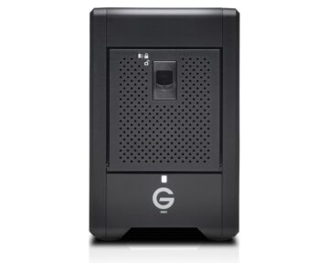 G-Technology G-SPEED Shuttle SSD | 8TB [ Thunderbolt 3 ]