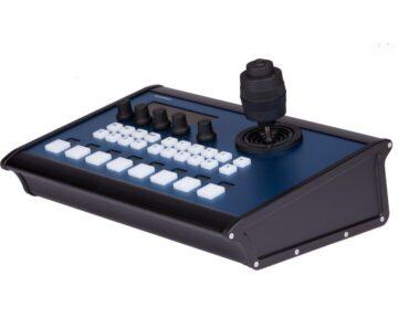 Skaarhoj PTZ Pro met Arduino SDI Shield [ PTZ Control ]