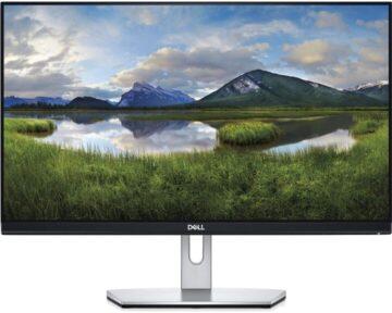 """Dell 23"""" S2319H monitor [ 1920 x 1080 ]"""