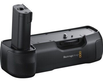 Blackmagic Design Pocket Battery Grip [ Pocket Cinema Camera 4K ]