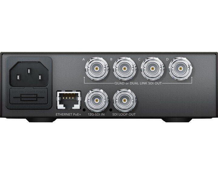 Blackmagic Design Teranex Mini - 12G-SDI to Quad SDI