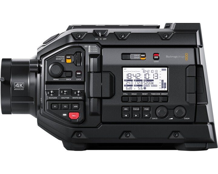 Blackmagic Design URSA Broadcast