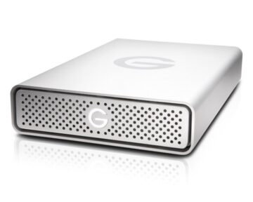 G-Technology G-DRIVE 8TB [ USB3 ]