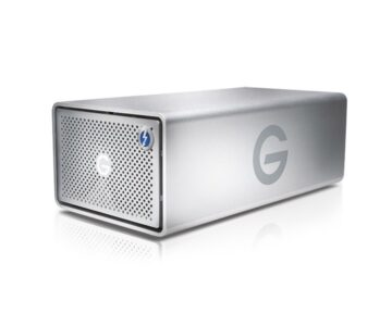 G-Technology G-RAID 20TB [ Thunderbolt 2 | USB 3 ]