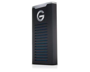 G-Technology G-DRIVE mobile SSD R-Series 2TB [ USB-C ]