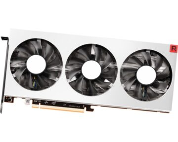 AMD Sapphire Radeon VII [ 16GB HBM2 ]