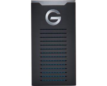 G-Technology G-DRIVE mobile SSD R-Series 1TB [ USB-C ]