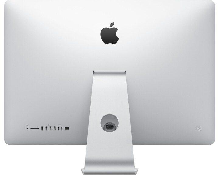 "Apple iMac 27"" 5K 3.1GHz 6-core i5 [ 8GB 1TB Fusion Radeon Pro 575X TB3 ]"