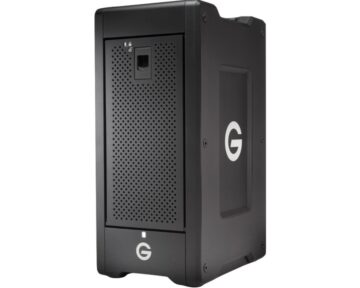 G-Technology G-SPEED Shuttle XL 32TB [ Thunderbolt 3 ]