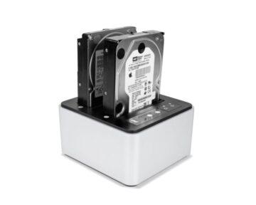 OWC Dual Drive Dock [ Thunderbolt 2 en USB3 ]