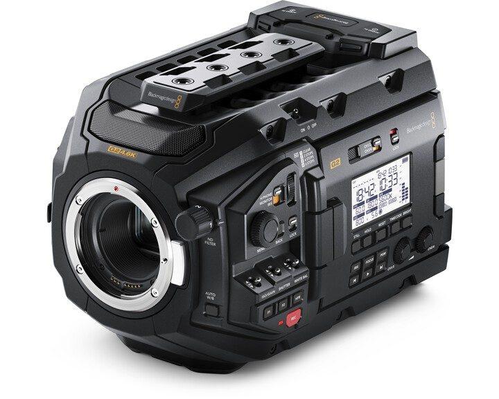 Blackmagic Design URSA Mini Pro [ 4.6K G2 ]