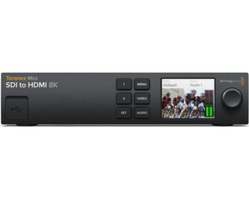Blackmagic Design Teranex Mini 8K [ SDI to HDMI HDR ]