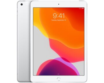 Apple iPad 10.2 WiFi 32GB [ 7th Generation Silver ]