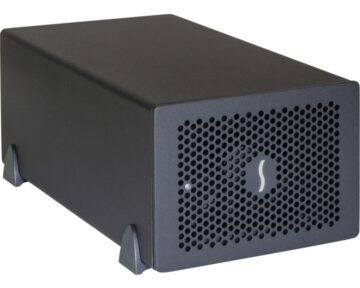 Sonnet Echo Express SE III Thunderbolt 3 Expansion Chassis [ 3 half-length PCIe ]
