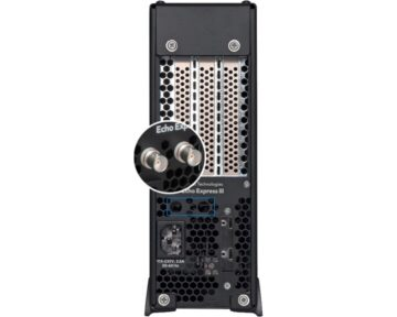 Sonnet Echo Express III-D Thunderbolt 3 Expansion Chassis [ 3 Full Length PCIe ]