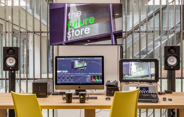 Post Production experts - the Future Store