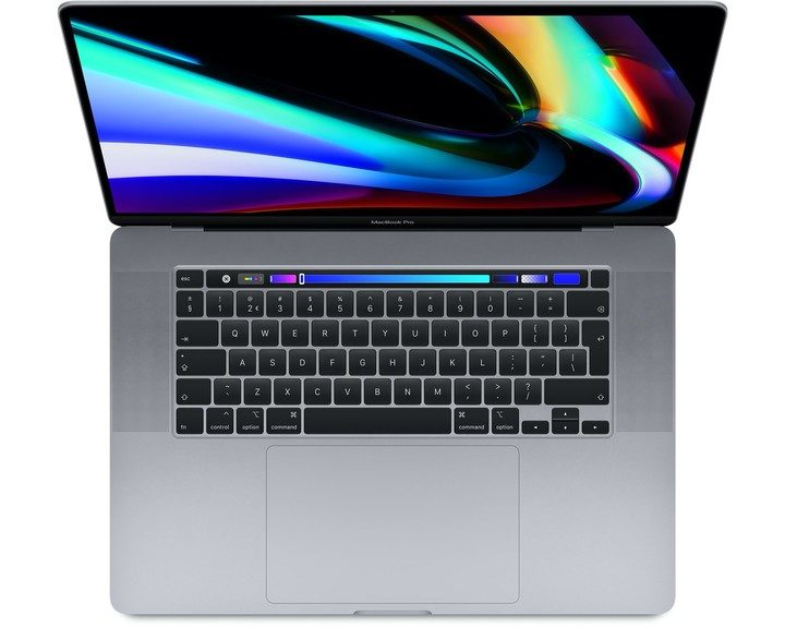 "Apple MacBook Pro 16"" 2,6GHz 6-core i7 [ 16GB 512GB Space Gray ]"