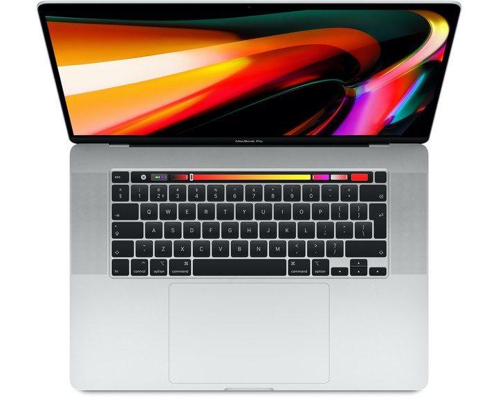 "Apple MacBook Pro 16"" 2,6GHz 6-core i7 [ Silver ]"