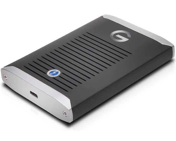 G-Technology G-DRIVE mobile Pro SSD | 2TB [ Thunderbolt 3 ]