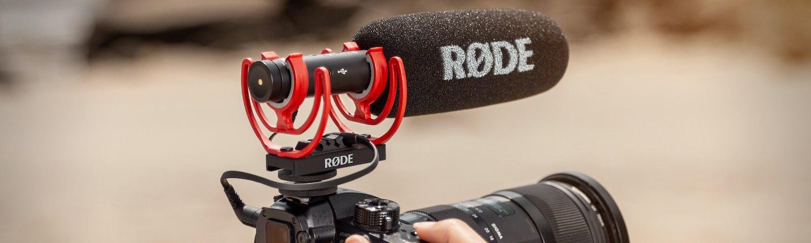 Rºde VideoMic Pro