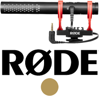 Røde VideoMic NTG - the Future Store