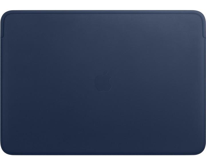 "Apple Leather Sleeve Midnight Blue [ MacBook Pro 16"" ]"
