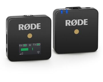 Røde Wireless Go [ lavalier mic ]