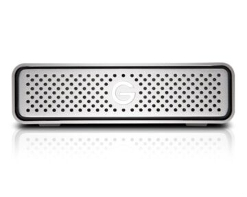 G-Technology G-DRIVE 6TB [ USB-C 5400RPM]