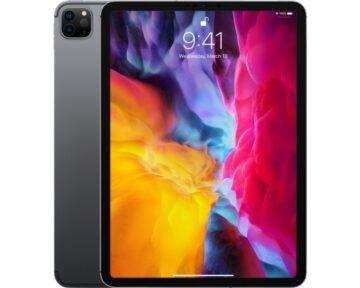 "Apple iPad Pro 11"" 2nd gen [ Space Gray | 256GB | Wi-Fi + Cellular ]"