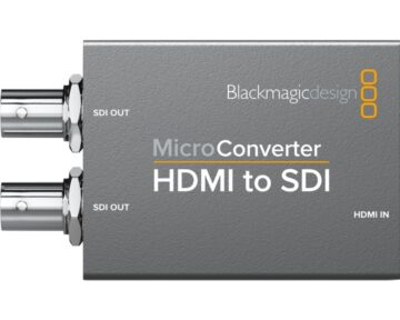 Blackmagic Design Micro Converter - HDMI to SDI [ incl. Power Supply ]