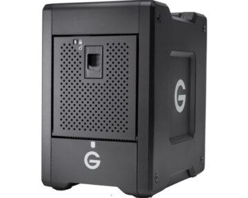 G-Technology G-SPEED Shuttle 48TB 4bay [ Thunderbolt 3 ]