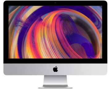 "Apple iMac 21.5"" 4K [ Radeon 555X ]"