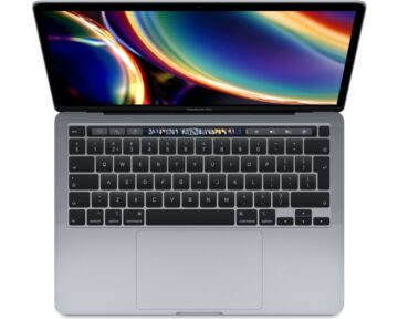 "Apple MacBook Pro 13"" Touch Bar 1.4GHz i5 [ 8GB 512GB Space Gray ]"