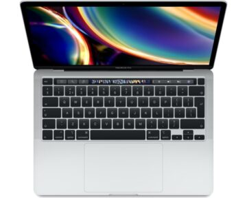 "Apple MacBook Pro 13"" Touch Bar 1.4GHz - 1.7GHz [ Silver ]"